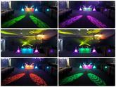 Takto může DJ svítit i na Vaší svatbě!
