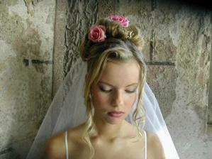 Nádherná nevěsta