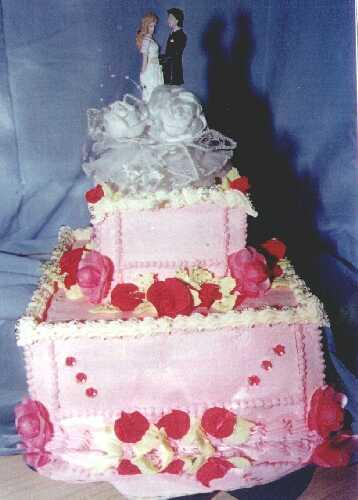 Svatební dorty - Obrázek č. 9
