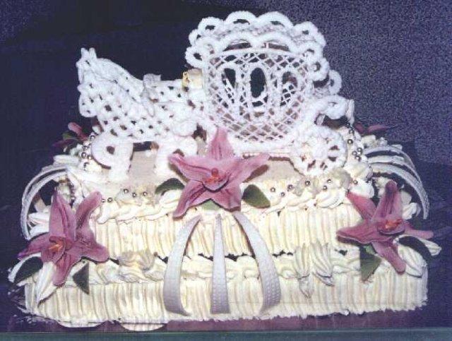 Svatební dorty - Obrázek č. 11