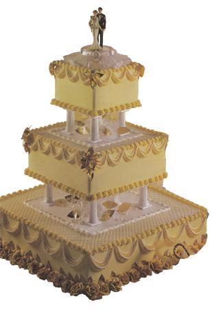 Svatební dorty - Obrázek č. 22