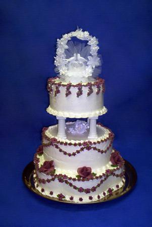 Svatební dorty - Obrázek č. 23