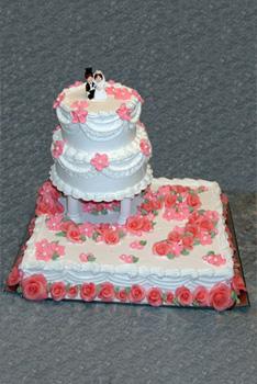 Svatební dorty - Obrázek č. 24