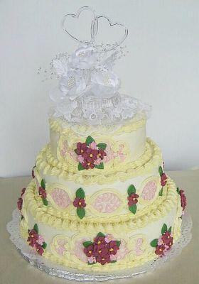 Svatební dorty - Obrázek č. 26