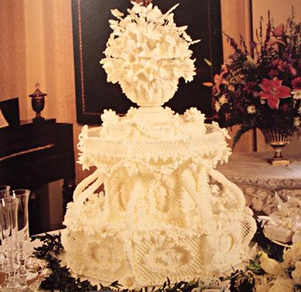 Svatební dorty - Obrázek č. 27