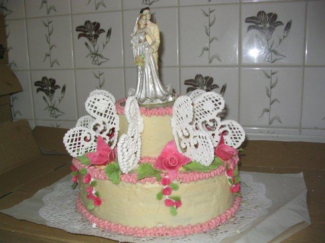 Svatební dorty - Obrázek č. 39