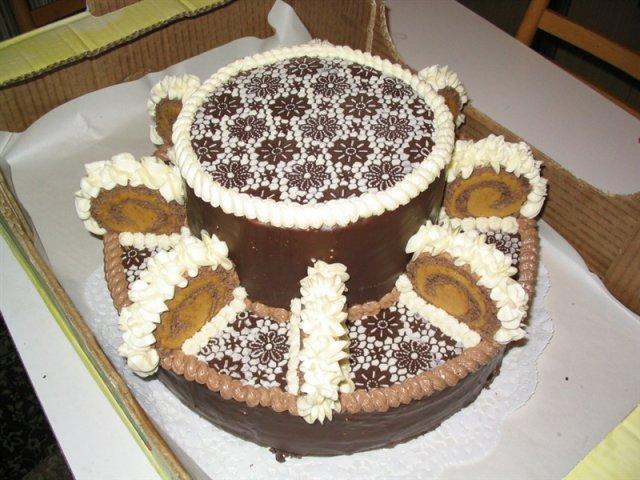Svatební dorty - Obrázek č. 40