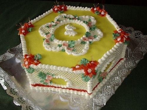 Svatební dorty - Obrázek č. 42