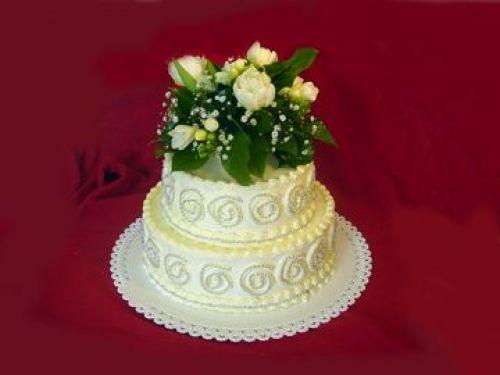 Svatební dorty - Obrázek č. 43
