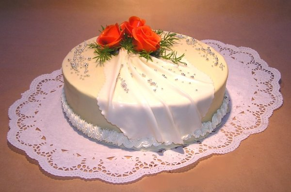 Svatební dorty - Obrázek č. 49