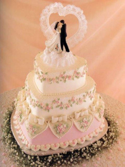 Svatební dorty - Obrázek č. 52