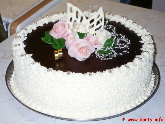 Svatební dorty - Obrázek č. 61