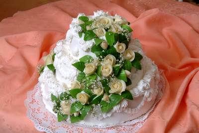 Svatební dorty - Obrázek č. 67