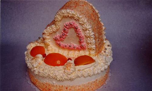 Svatební dorty - Obrázek č. 81