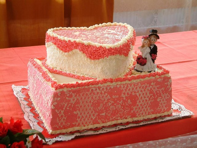 Svatební dorty - Obrázek č. 84