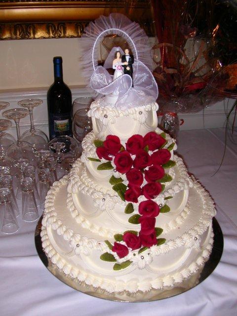 Svatební dorty - Obrázek č. 93