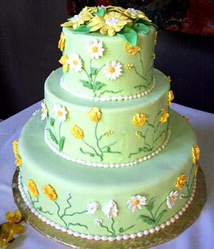 Svatební dorty - Obrázek č. 94