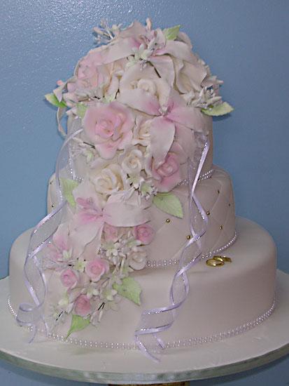Svatební dorty album č. 2 - Obrázek č. 2