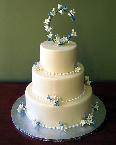 Svatební dorty album č. 2 - Obrázek č. 5