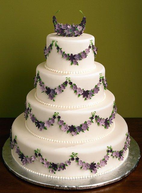 Svatební dorty album č. 2 - Obrázek č. 8