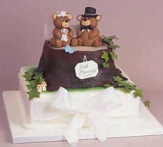 Svatební dorty album č. 2 - Obrázek č. 10