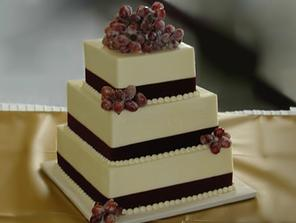trocha insprice na svatebni dort ...
