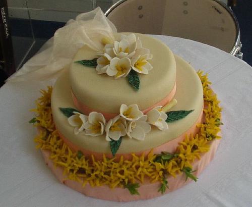 Svatební dorty album č. 2 - kulaty