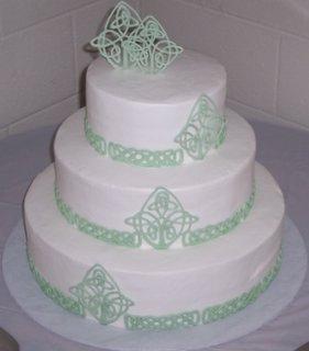 Svatební dorty album č. 2 - bily