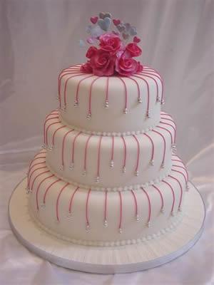Svatební dorty album č. 2 - Obrázek č. 22