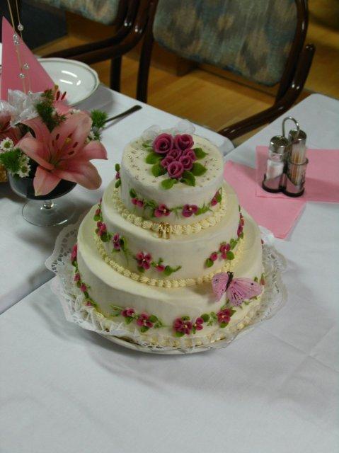 Svatební dorty album č. 2 - Obrázek č. 27