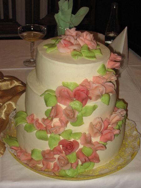 Svatební dorty album č. 2 - Obrázek č. 34