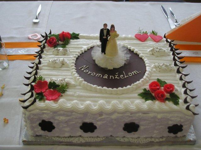 Svatební dorty album č. 2 - Obrázek č. 35