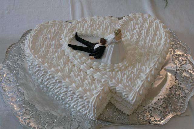 Svatební dorty album č. 2 - Srdce