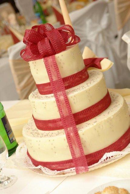 Svatební dorty album č. 2 - Krásný, co?
