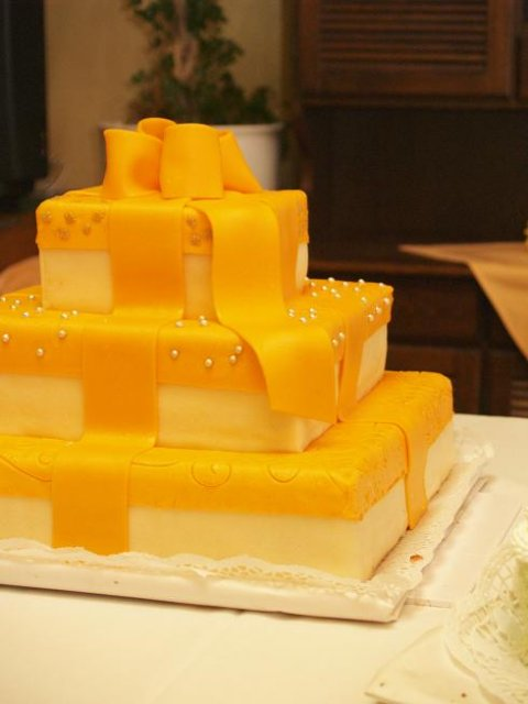 Svatební dorty album č. 2 - Macipán