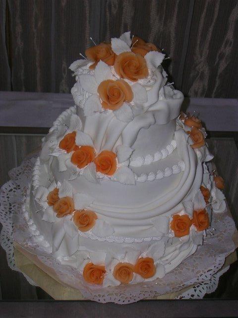 Svatební dorty album č. 2 - Obrázek č. 54