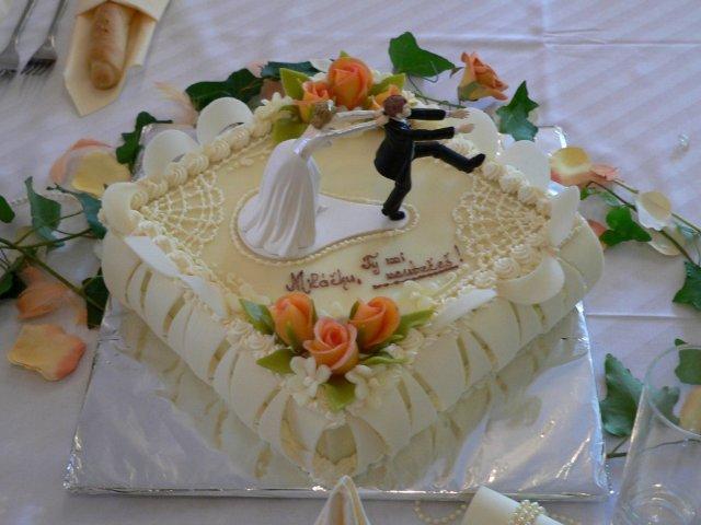 Svatební dorty album č. 2 - už mi neutečeš