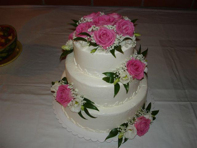 Svatební dorty album č. 2 - hm mnam