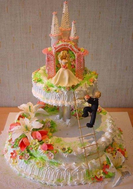 Svatební dorty album č. 2 - Obrázek č. 68