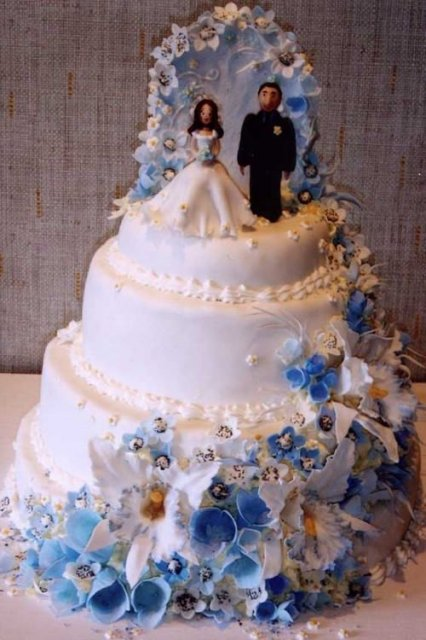 Svatební dorty album č. 2 - Obrázek č. 71