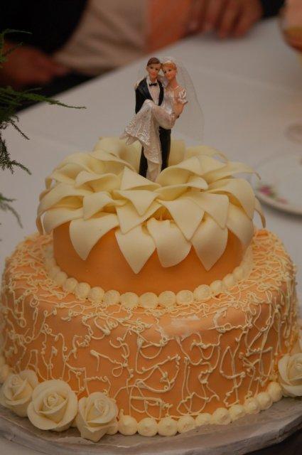Svatební dorty album č. 2 - Obrázek č. 77