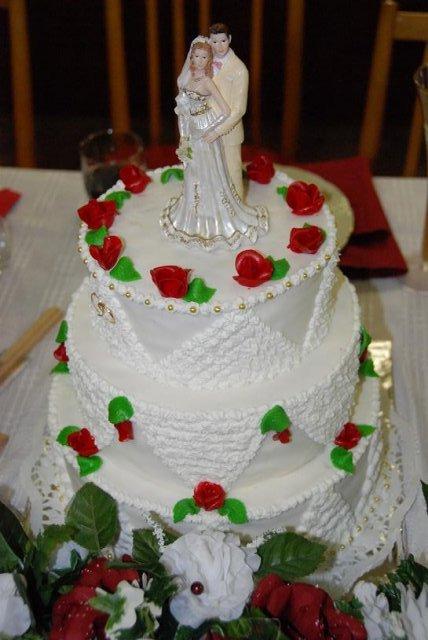 Svatební dorty album č. 2 - patrová klasika
