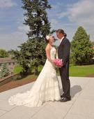 Svatební šaty Dle vzoru LA sposa 36_38, 36