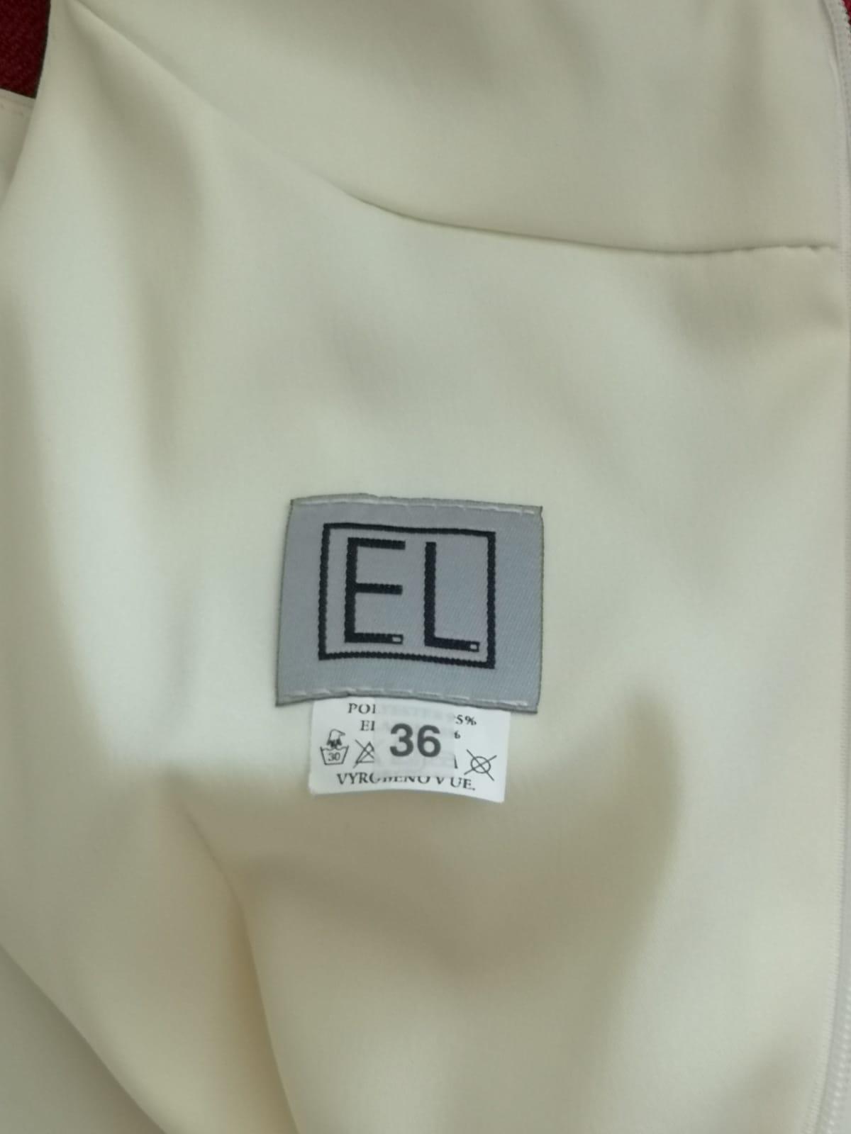 Šaty EL vel. 36 - Obrázek č. 3