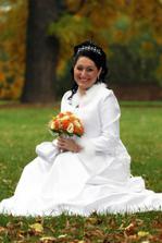 paní nevěsta