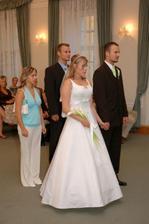 Tak a začíná naše československá svatba...