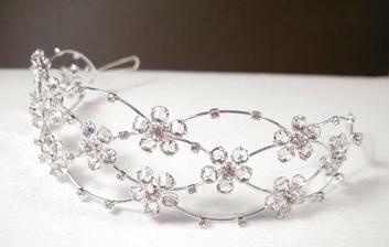 diadém pro nevěstu :-)