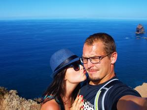 Svatební cesta Madeira