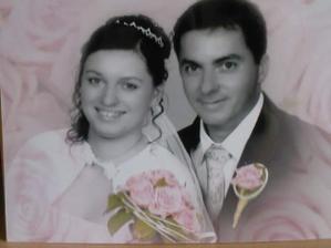 maša svadobná fotka