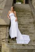 Svatební šaty zn. Karina, 36